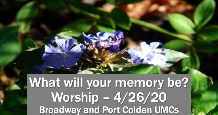What will your memory be?